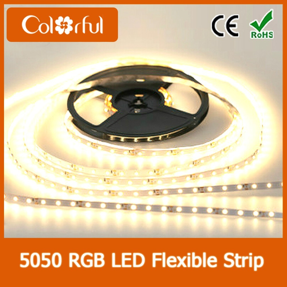 Long Life High Quality SMD5050 Lamp DC12V LED Strip Light