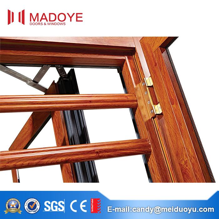Cheap Customized Aluminium Frame Casement Window