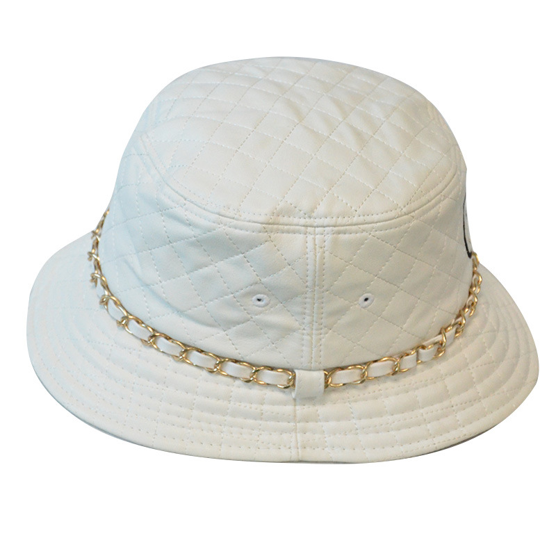 Custom Colour Cotton Outdoor Fishing Bucket Hat Summer Hat