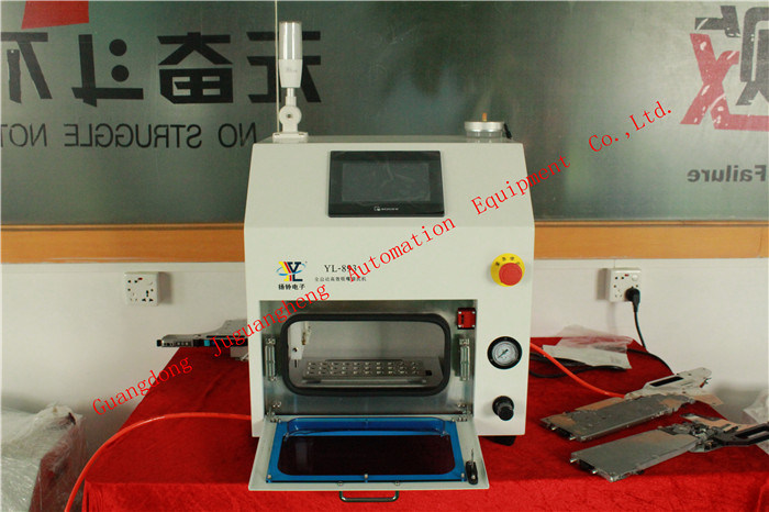 Yl893 Full Automatic Nozzle Cleaning Machine with Clean & Dry Function