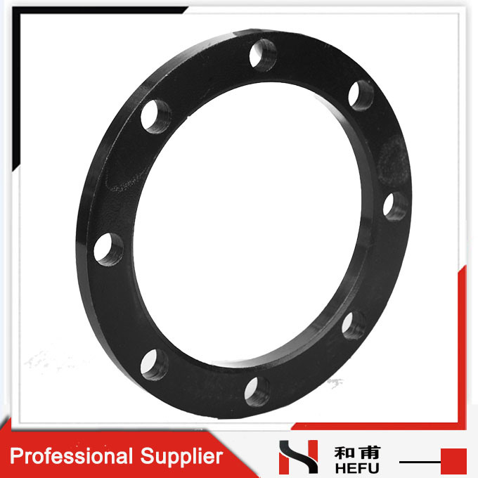 Cheap Flat Connecting PE Pipe Coated Steel Flange Plate