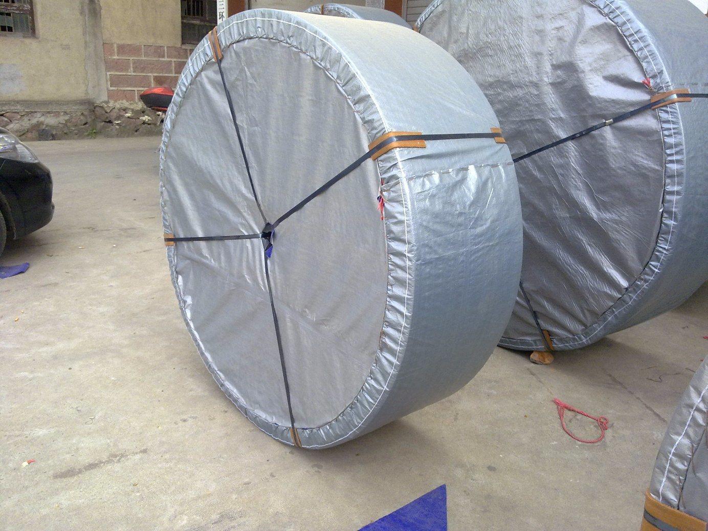 Ep Conveyor Belt for Crusher Plant Transportation