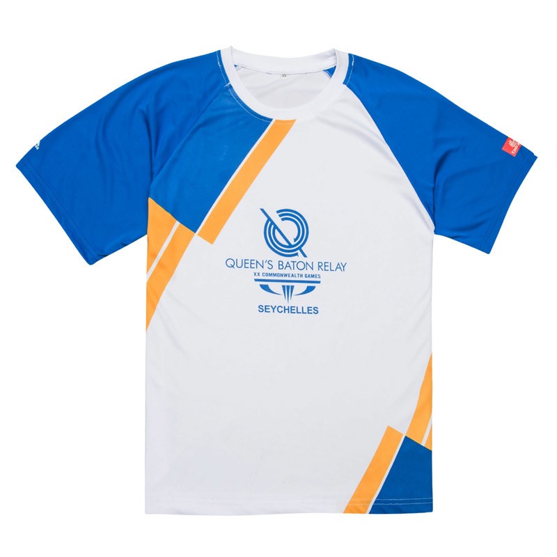 Moisture Wicking Comfortable Printing Dri Fit T Shirts (TS026W)