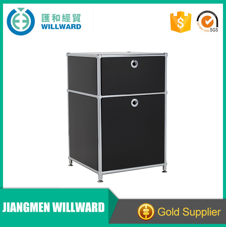 Customizable Simple Style Durable Stainless Steel Filing Storage Cabinet