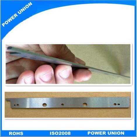 Tool Steel Blades for Digital Label Presses