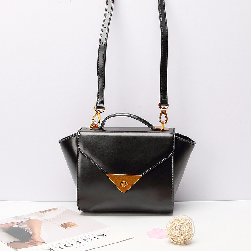 Al90033. Shoulder Bag Handbag Vintage Cow Leather Bag Handbags Ladies Bag Designer Handbags Fashion Bags Women Bag