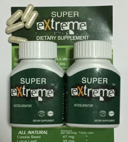 Natural Super Extreme Dietary Supplement Weight Loss Slimming Pill