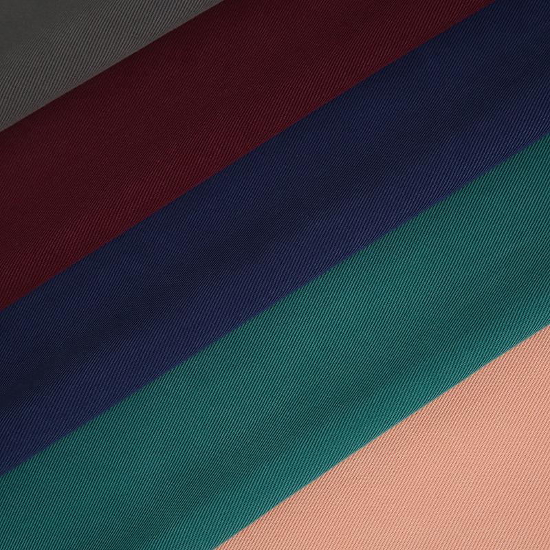 Woven Textile 100% Tencel Twill Fabric for Garment