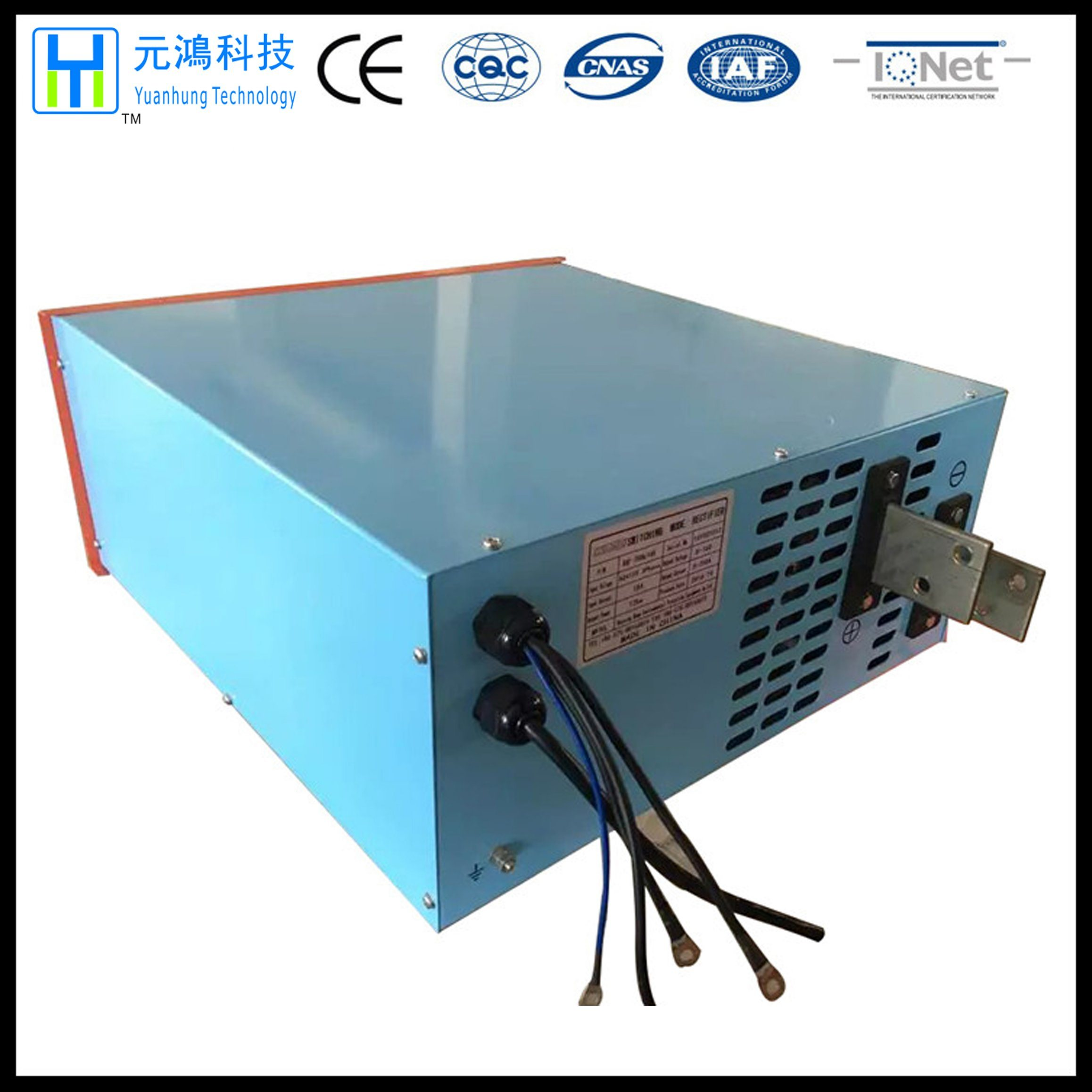 415V (AC) 750A 16V Electroplating Power Supply Rectifier
