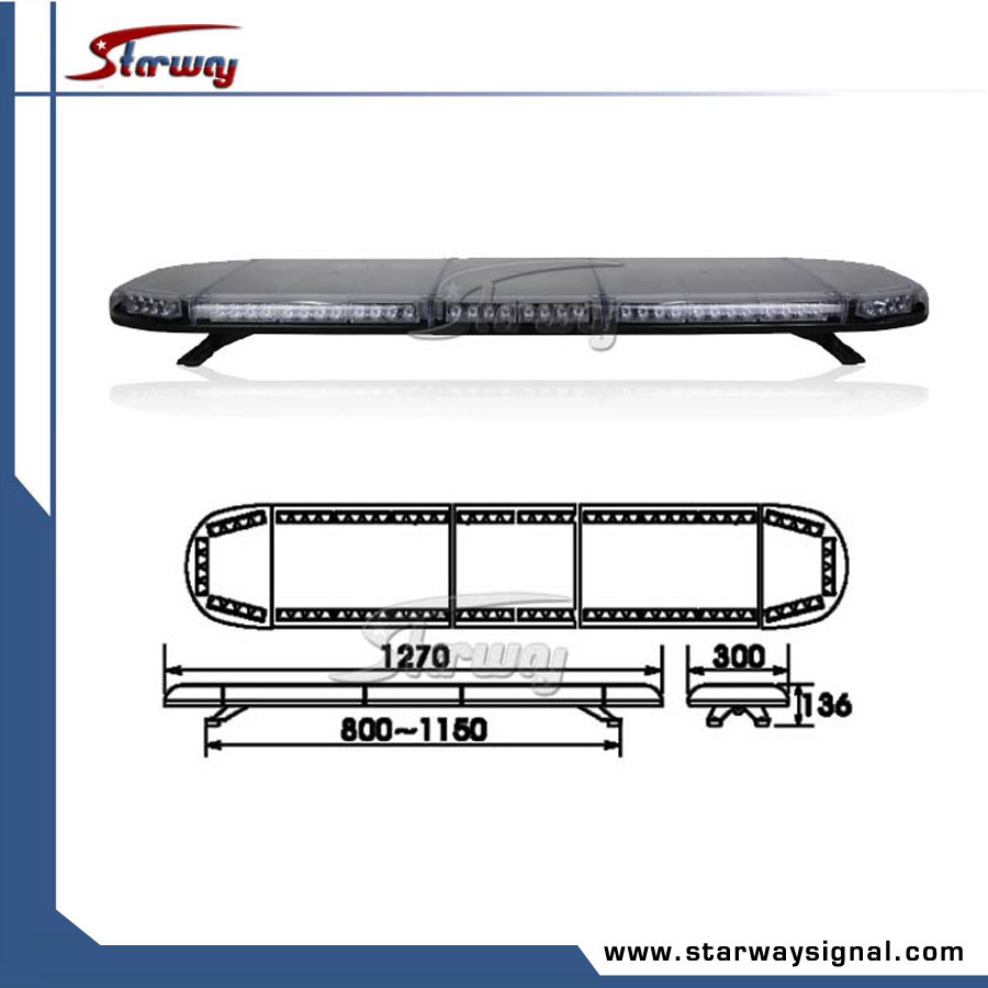 China Manufacturer LED Warning Light Bars for Ambluance (LED39127)