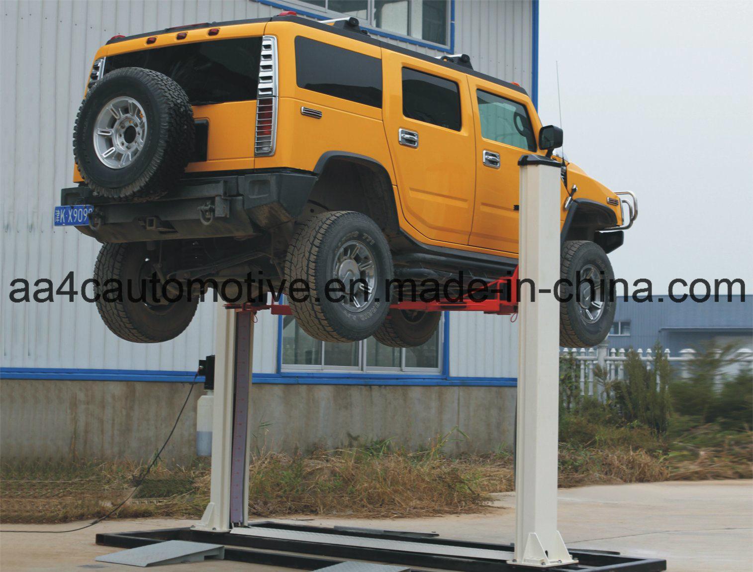 8 Fold Post Floor Plate 2 Post Car Lift