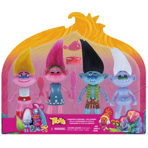 7.5 Inches Most Popular Wholesale Trolls Figures Toy (10281947)