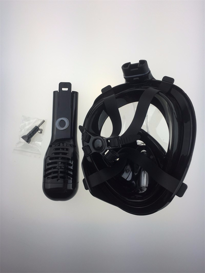 Snorkel Mask Anti Fog Full Face Diving Mask with Ce Certificate