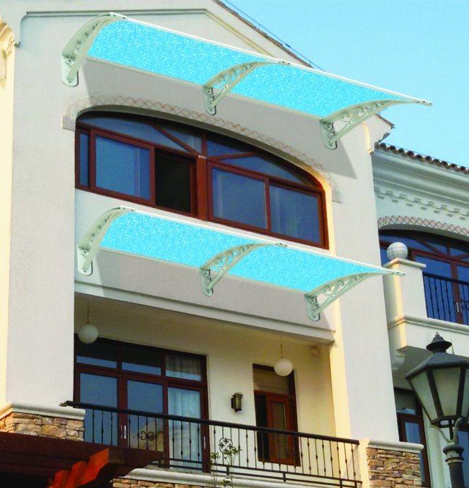 100cm Projection Waterproof Sun Rain Shade Window Awning