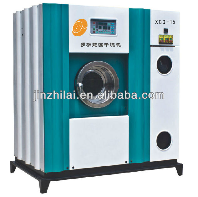 Commercial Laundry Equipment Dry Cleaning Washer Dryer Machine
