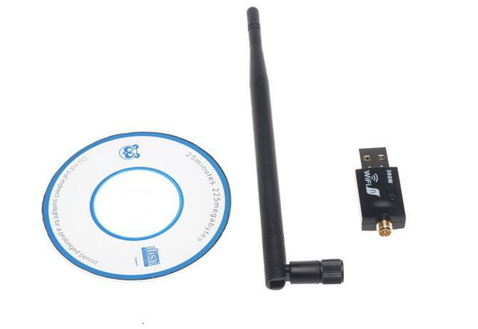 300Mbps Wireless-N USB Adapter IEEE 802.11 N/G/B