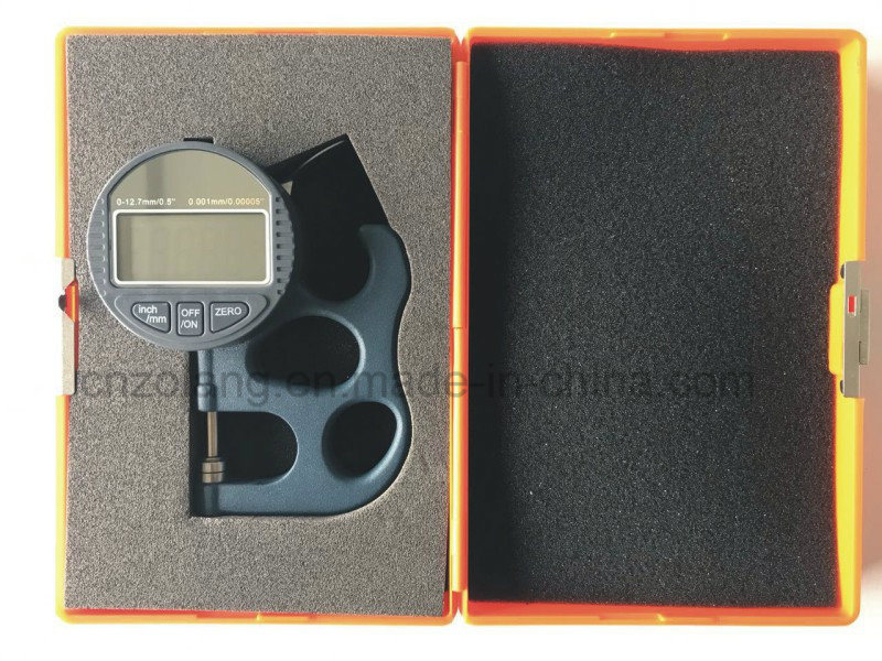 0-12.7/0.001 mm Conjoined Stents Display Thickness Gauge