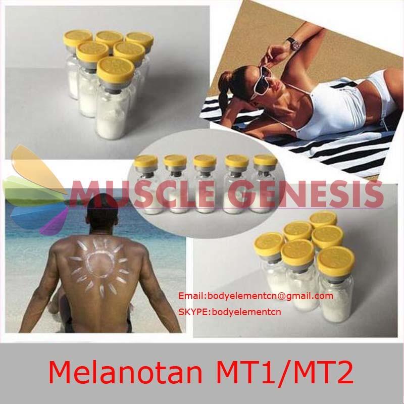 99.9% Purity Melanotan II Melanotan 2 Peptide 121062-08-6 Mt2