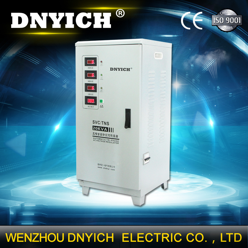 SVC New Model Single Phase 20kVA Voltage Regulator/Stabilizer