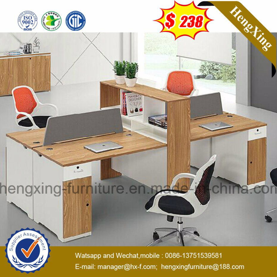 Cheap Office Table Cherry Single Computer Desk Workstation (HX-6M202)