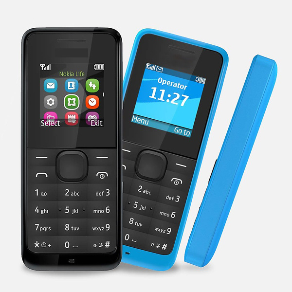 Hot Selling Cell Phone N105, 1.77 Inch Screen Mobile Phone