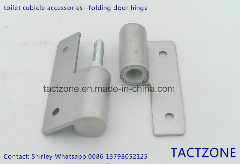 Best Sales Toilet Partition Cubicle Accessories 304 Steel Door Hinge