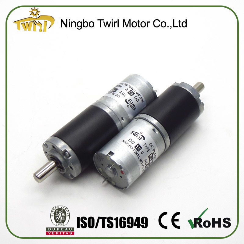 Big Sale Motor Manufacturer 25mm Mall Gear Reducer Gearmotor