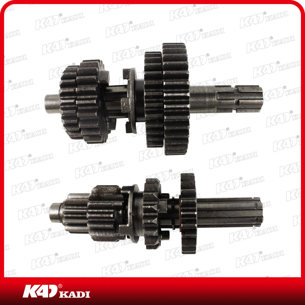 Motorcycle Spare Parts Engine Gear Box for CD110