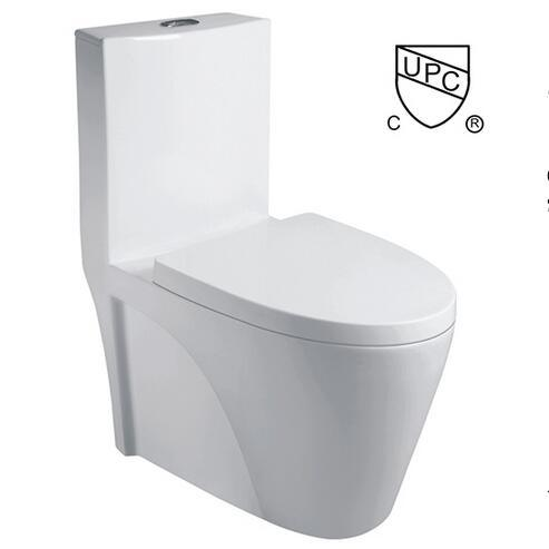 Wc Elegant Design One Piece Toilet (0382)