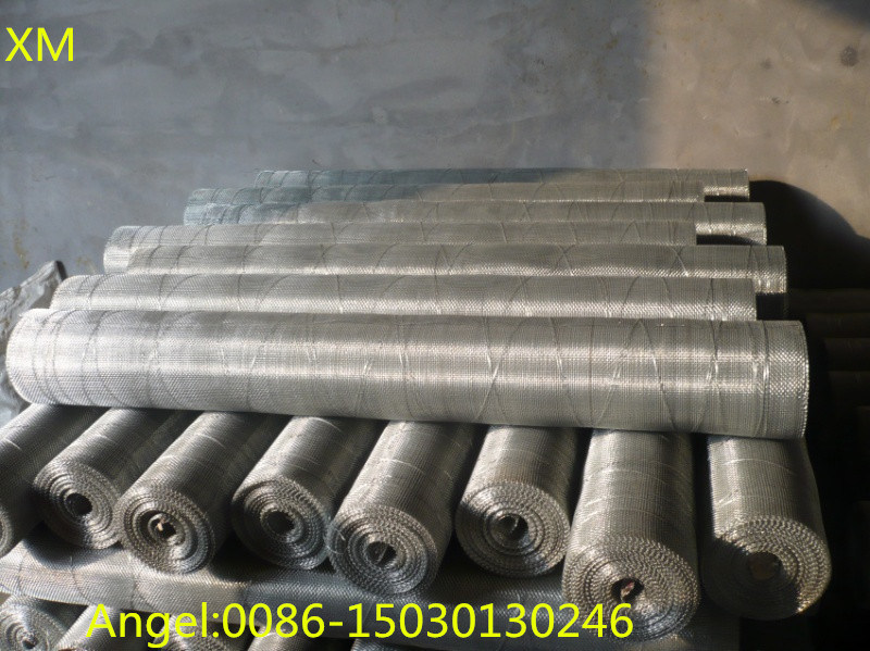 Galvanized Square Iron Wire Mesh