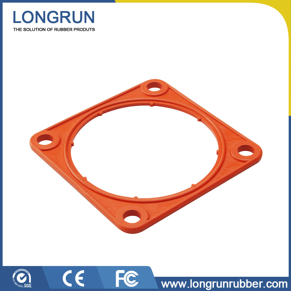Custom Made Silicone Rubber Parts for Machinery