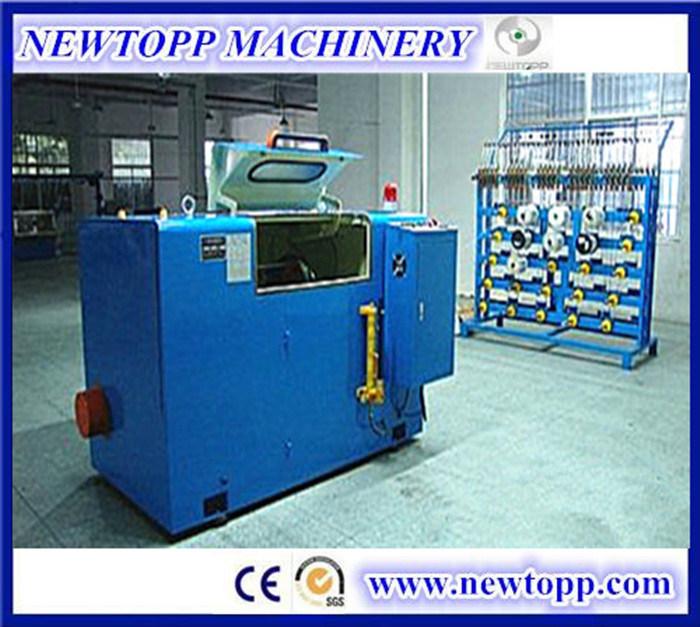 High Speed Double-Twist Buncher Machine