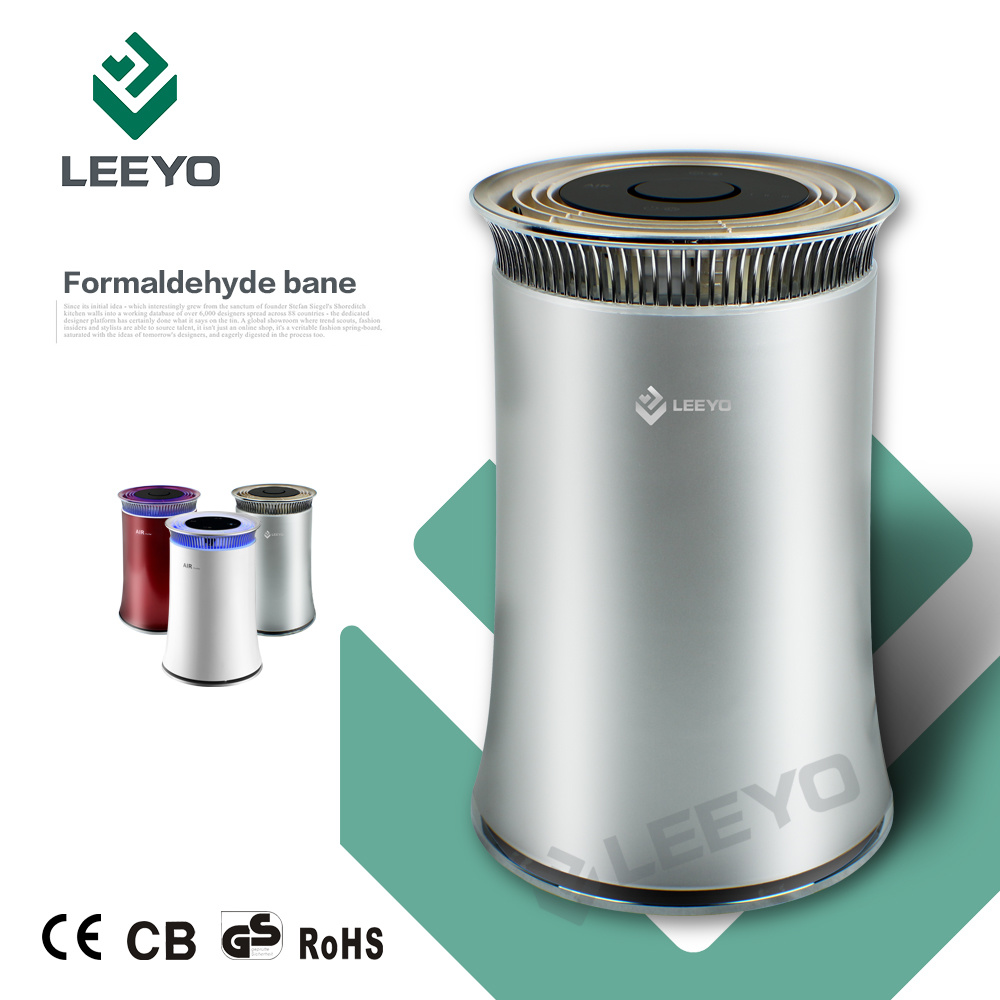 Desktop HEPA Home Air Purifier