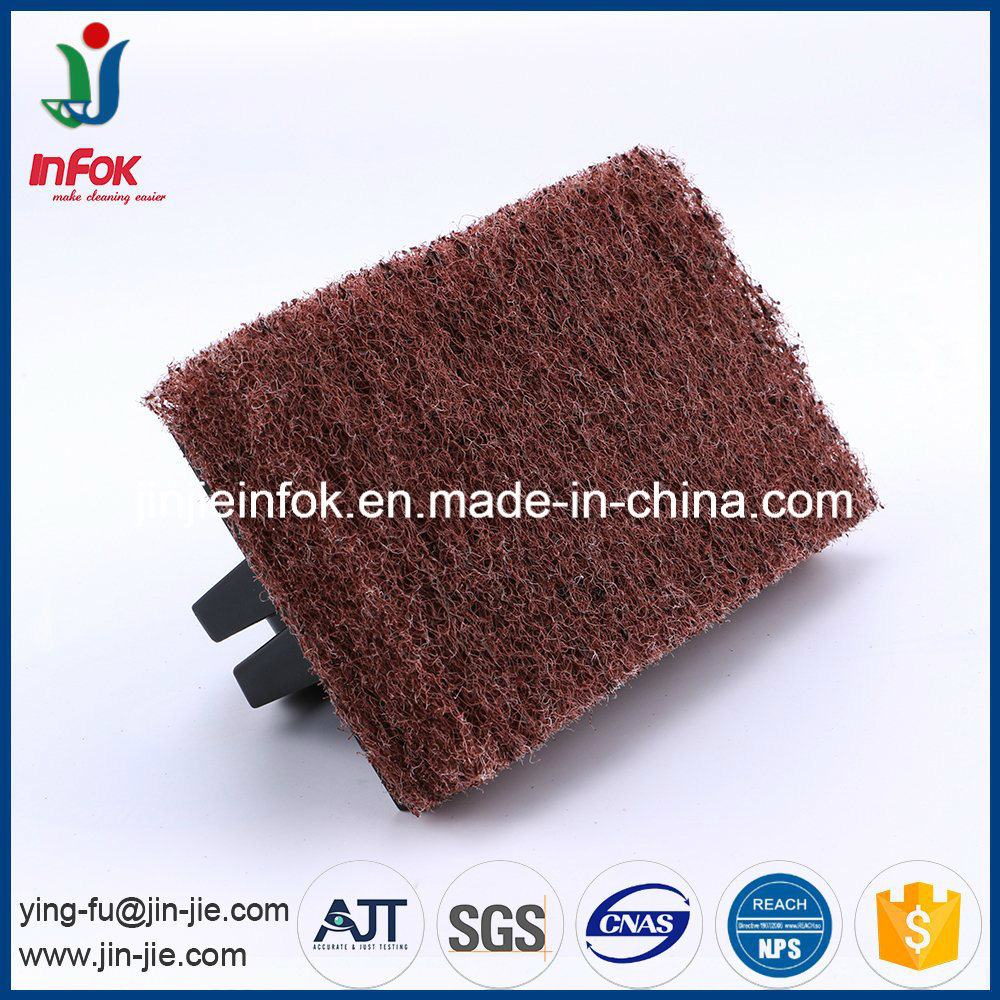 (YF01-33) Extra Heavy-Duty Griddle Cleaning Brush
