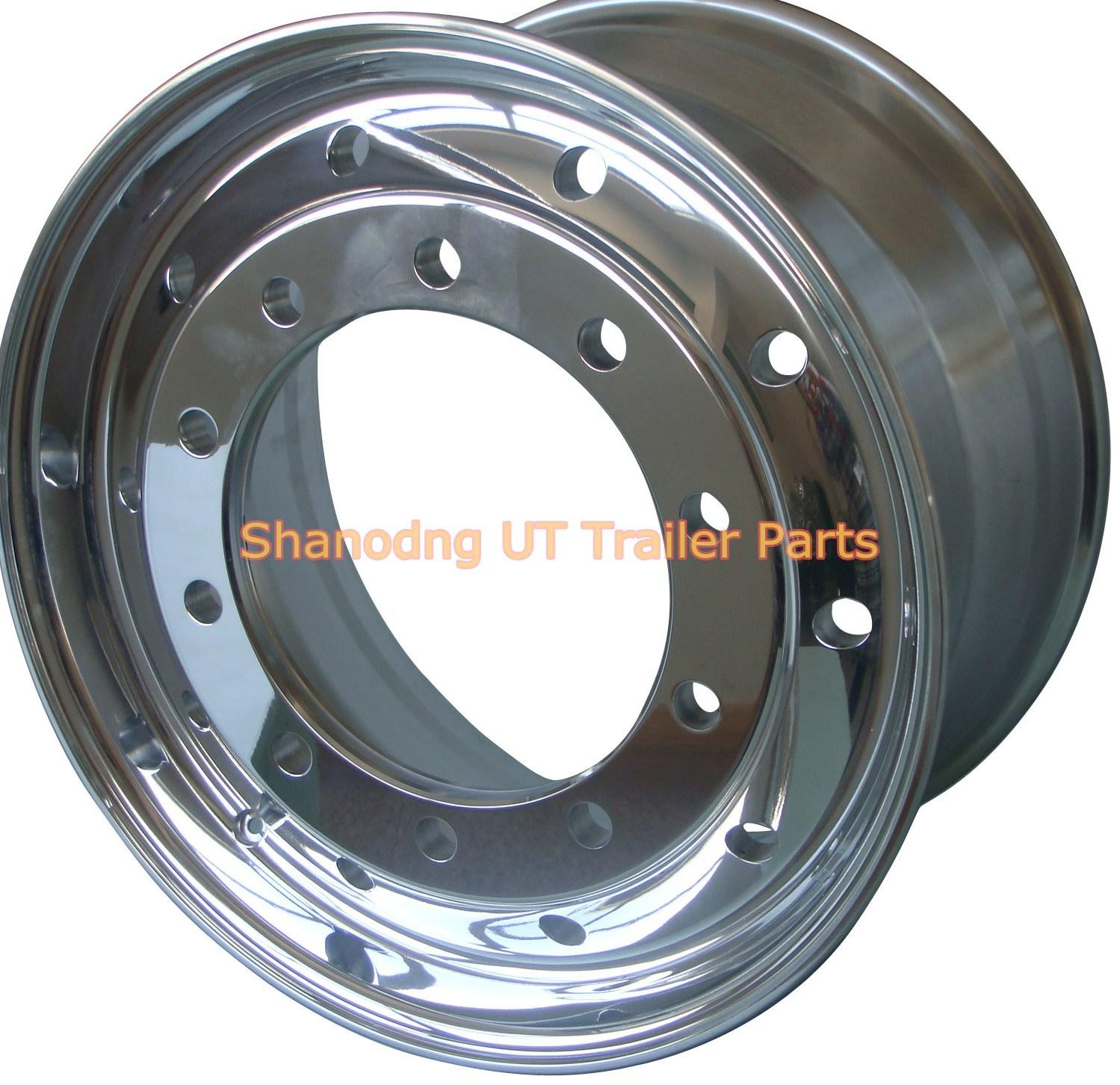 8.5X24 6.5X20 Truck Trailer Tube Wheel Rims