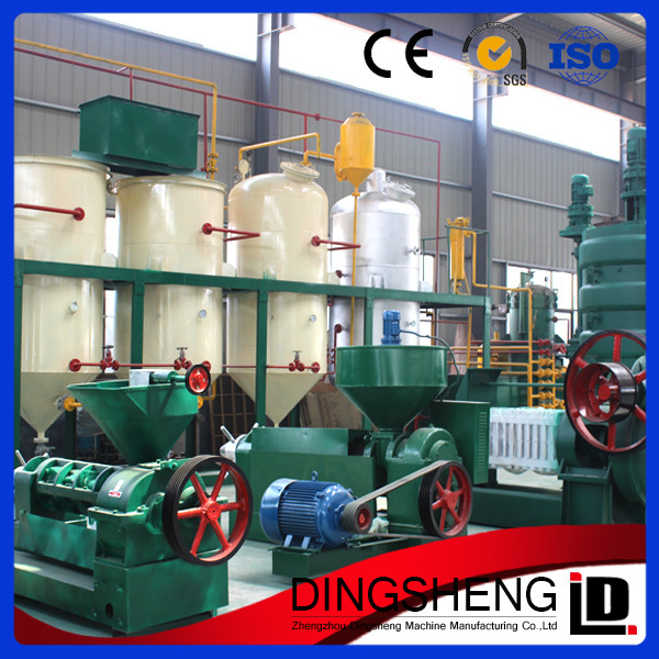 ISO Certificated Palm Oil Fractionation Machine for Palm Oil Processing with Best Service
