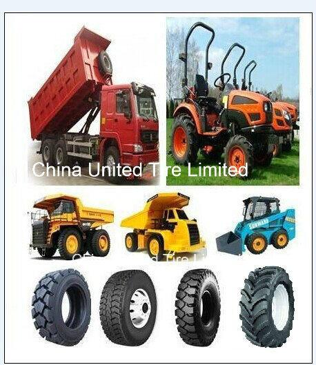 Harvester Tyre for Agricultural Harvesting Equipment, Corn Crop Reaper