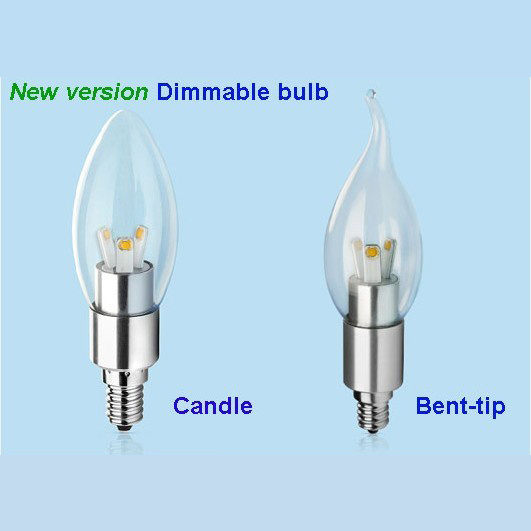 E12 Bulb For Chandelier - Lightinthebox.com