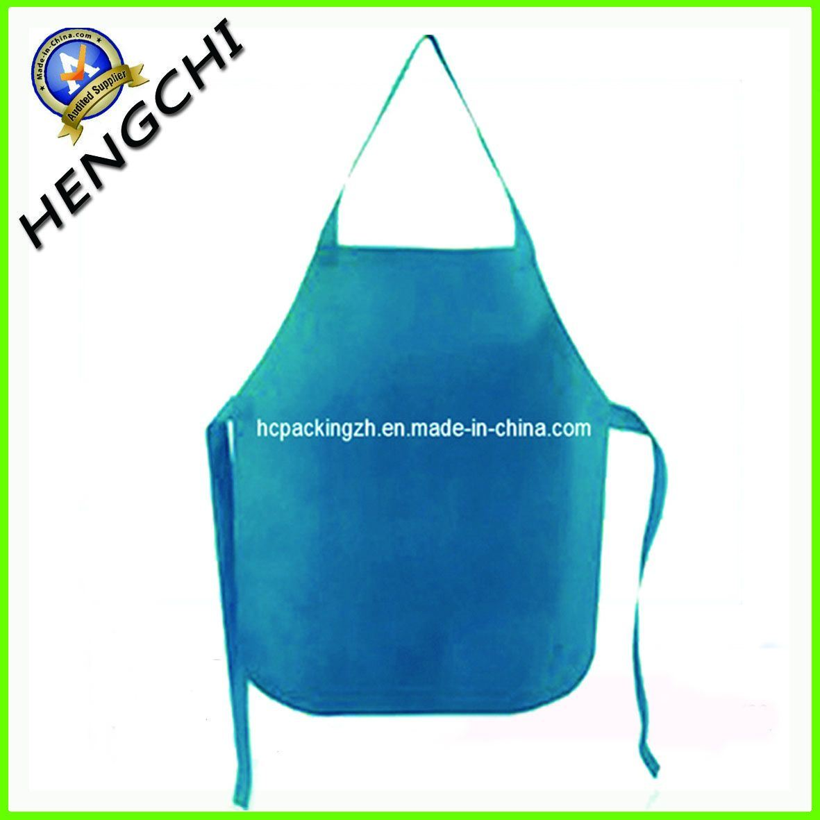 Ero-Friendly Non Woven Disposable Apron for Cooking