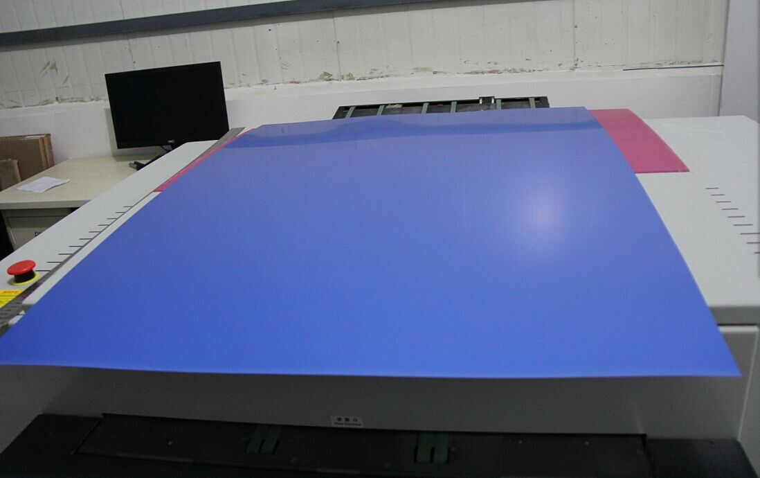 Long Run Double Layer CTP Plate