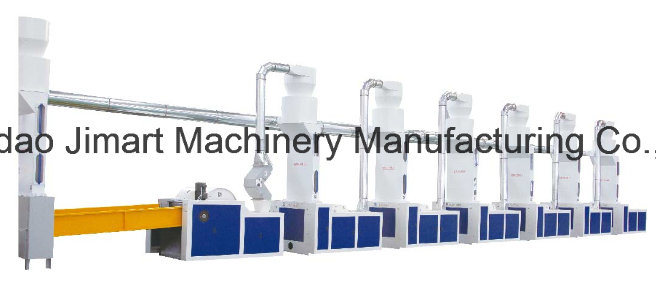 Fs500 Automatic Fabric Waste /Cotton Waste Recycling Machine