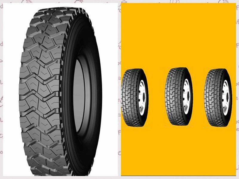High Performance Truck Tyre 315/80r22.5-20 with High Quality
