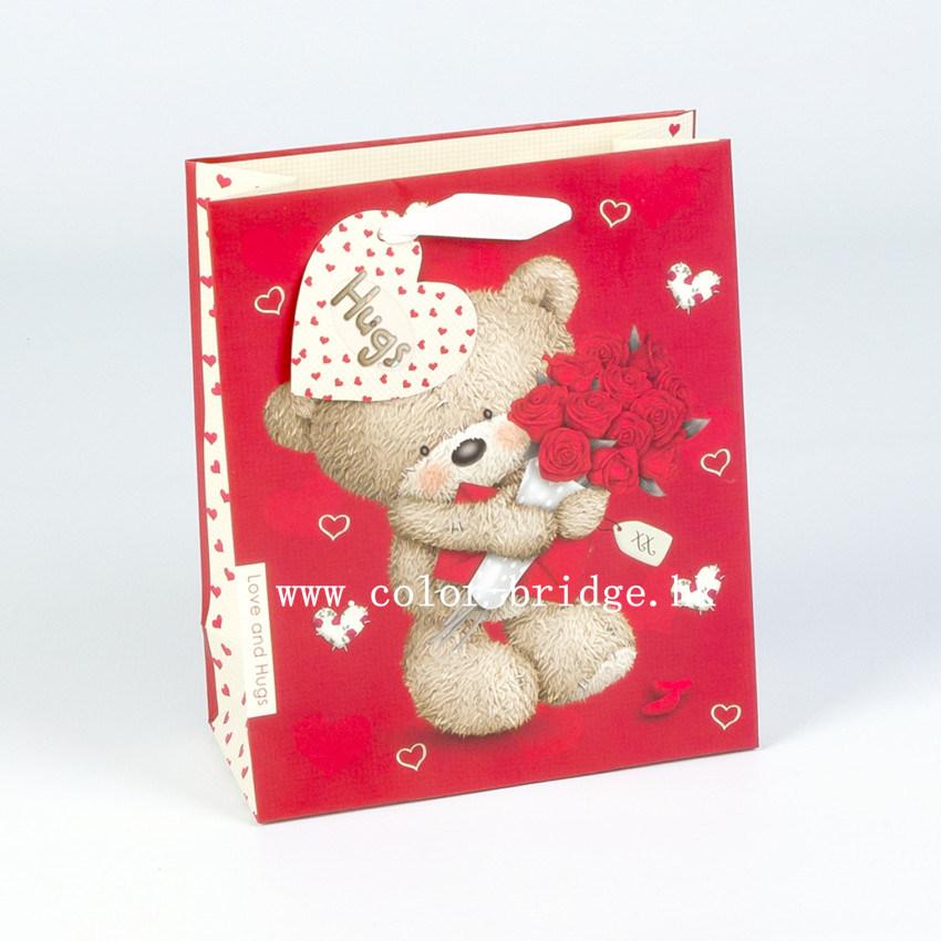 Bolso del regalo bolsas de papel del regalo empaquetado - Empaquetado de regalos ...