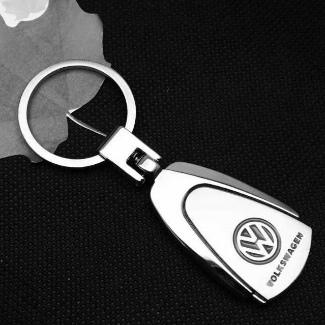 Customized High Quality Brand Car Logo Metal Keychain