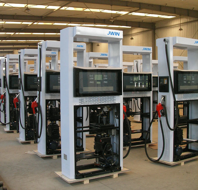 Fuel Dispenser with LED Display for Sales