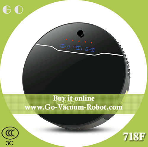 Timing Reservation Automatic Floor Cleaning Robot (718F)