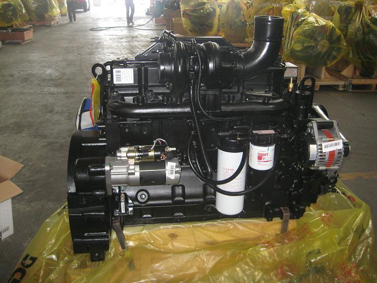 Cummins Diesel Engine for XCMG, Shantui, Liugong 6CTA8.3-C215