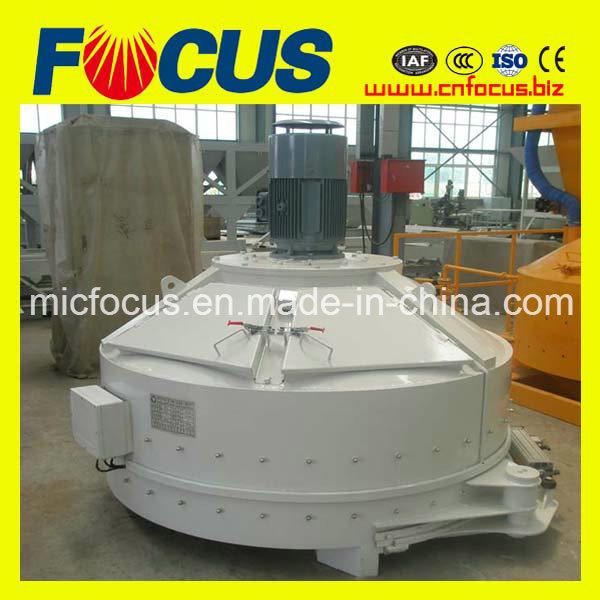 MP500 750 1000 1500 2000 2500 3000 Planetary Concrete Mixer