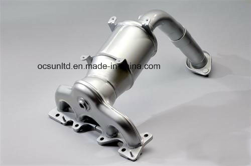 VW Manifold and Catalytic Converter