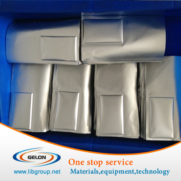 Lithium Battery Materials Aluminum Laminate Film for Pouch Cells Package (GN-DNP113)
